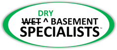 Wet/dry basement seal